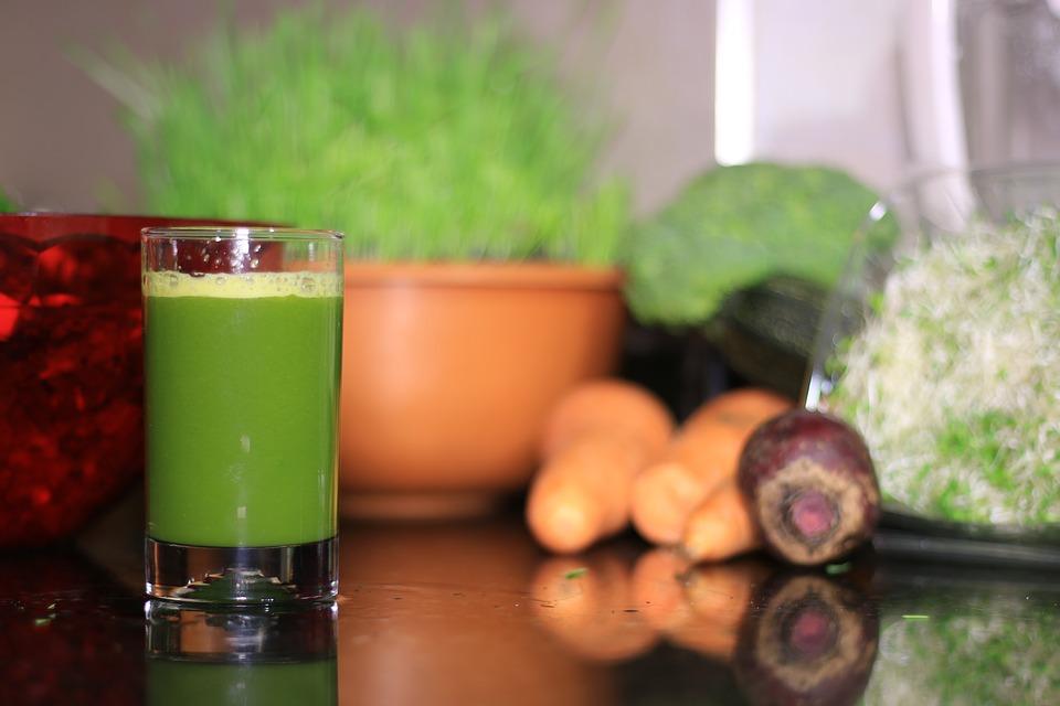 Jus de légume: idées de recette bonnes pour la santé