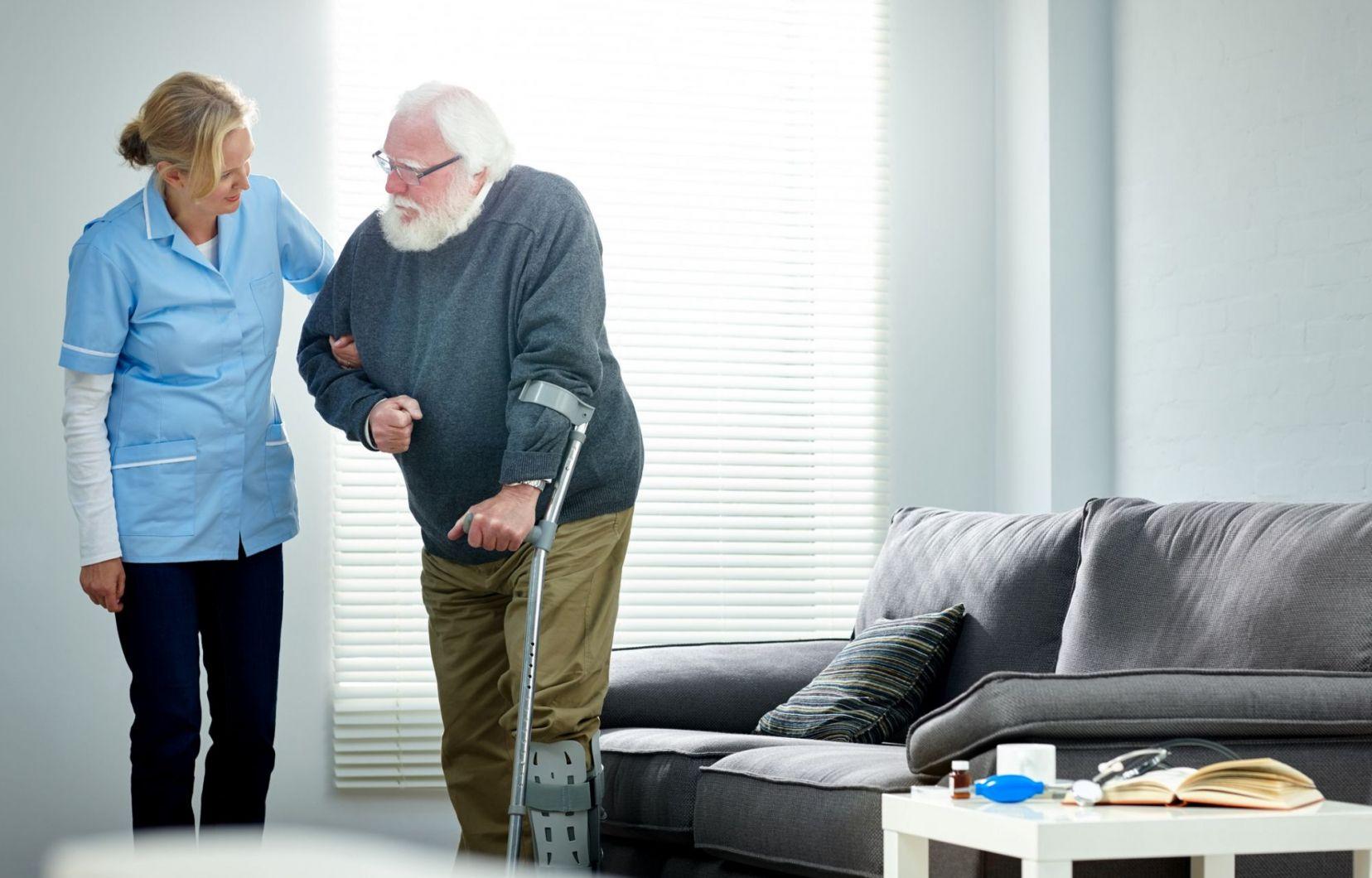 Les soins à domicile pour améliorer son état de santé